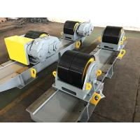 Cheap Pressure Vessels Tank Turning Rolls For 80T 100T Tanks And Fabrications for sale