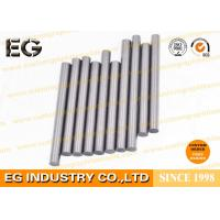 Cheap Small Electrode Carbon Graphite Rods  Extrusion polishing With low ash for sale