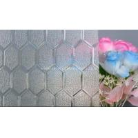 Cheap Opaque 3mm Mistlite Decor Figured Glass Building Doors And Windows for sale