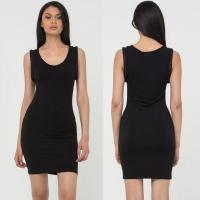 Cheap New Arrival Fashion Clothing Women T Shirt Bodycon Dress for sale