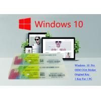 Buy cheap Win 10 Pro French USB 3.0 Pack FQC-08920 Verified OEM key from wholesalers