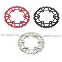 Cheap Self Cleaning Dirt Bike Sprockets 520 Motorcycle Chain Sprocket Honda CR CRF 125 250 for sale