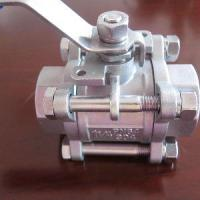 Cheap 3PC Ball Valve for sale
