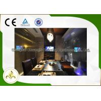 Electrostatic Precipitator Teppanyaki Cooking Plate Restaurant Hibachi Grill Table