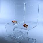 Cheap Transparent Acrylic Chair (AC-02) for sale