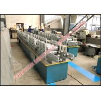 Cheap Galvanised Steel Lipped C Profile Type Section Channel Making Machine with High Speed Metal Roll Forming Production Line for sale