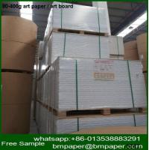 Cheap 120gsm brown virgin kraft liner for making shopping bags for sale