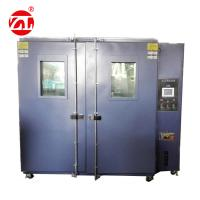 Cheap Walk-in Constant Temperature And Humidity Test Chamber With Touch-screen for sale