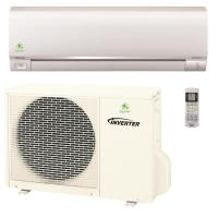 Cheap Inverter Type 9000 BTU Split Air Conditioner With Screw Rotary Compressor for sale