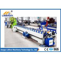 Green Steel Frame Roll Forming Machine 1.5mm - 2.5mm For Solar Panel Frame