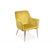 China Simple Comfortable 20.5kgs 59cm 0.35CBM Furniture Accent Chairs on sale