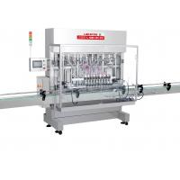 Cheap Automatic shower gel filling line for sale