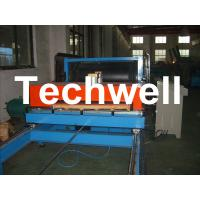 Cheap Simple Continuous PU Sandwich Panel Machine For 30 - 200mm Roof Wall Panel TW-PU1000 for sale