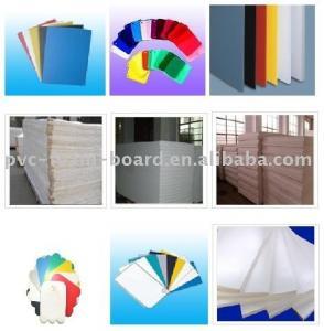Cheap PVC Color Foam Board for sale