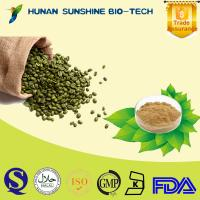 Cheap Natural green coffee bean extract Chlorogenic acid 50% for sale
