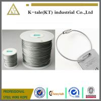 """Cheap ISO9001 SGS factory direct sales 3/16"""" X 50 Ft. Aircraft Grade stainless steel Wire cable for sale"""