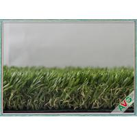 Cheap Safety Surfacing Green Outdoor Artificial Grass For Children Playing SGS Approved for sale