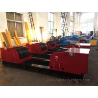 Cheap 160 Tons Conventional Pipe Turning Rollers , Pipe Tank Welding Rotator for sale