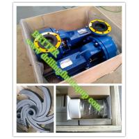 China BETTER Double Life 250 Centrifugal Pump and Casing Impeller Stuffing box Wear Pad hard iron casting on sale