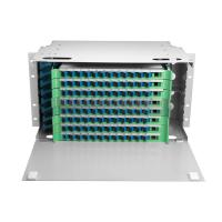 Cheap Drawer Type Optical Fibre Frame Networking ODF For Telecom Network for sale
