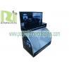 Buy cheap Black cardboard counter display car tissue box plastic clip display racks ENCD067 from Wholesalers