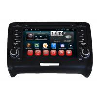 Buy cheap Audi TT Car GPS Navigation System Android Car DVD Player 3G WIFI SWC from Wholesalers
