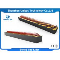 Buy cheap High Security Tyre Spike Barrier Traffic Control Spikes With CE ISO Certificate from wholesalers
