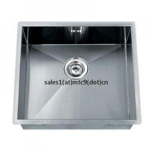 Cheap Stainless Steel Undermount Kitchen Sink Zero Radius for sale