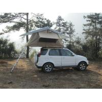 Cheap 2.3m Ladder Family Size Roof Top Tent Easy To Open With Shoe Bag / Large Window for sale