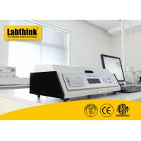 Cheap Touch Screen COF Testing Machine / Equipment , Slip Test Machine For Packaging Materials for sale