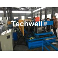 Cheap Automatic PLC Control Cable Tray Roll Forming Machine With Servo Guiding Device for sale