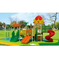 Cheap professional residential playground equipment outdoor play equipment for kids for sale