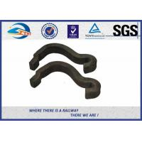 Cheap QT500-7 Steel Plain Surface 8.8 Grade Rail Anchor Used for UIC and DIN Standard Rail for sale