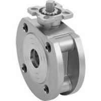 """Cheap 6"""" High Pressure Pneumatic Actuated Ball Valve Class 150 ISO 5211 Monuting Pad wholesale"""