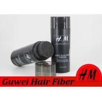 China 100% Colorfast Keratin Hair Building Fibers Hair Salon Products GMPC Certificated on sale