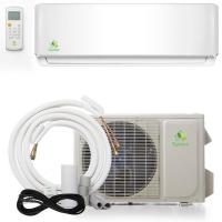 Cheap Auto Protection Wall Mounted Split Type Aircon , 48V DC Power Drive Non Inverter Split Ac for sale