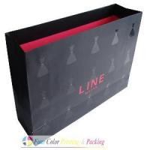 Cheap UV Spot Paper Bag (PB-1036) for sale