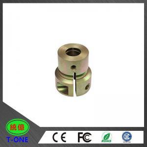 Cheap China factory custom made steel/brass/aluminum precision cnc machining parts wholesale