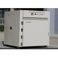 Buy cheap Vertical Electronic Lad Vacuum Drying Oven / No Oxidation Oven With Flow Control from wholesalers