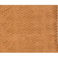 Buy cheap Punched  micro Suede Fabric from wholesalers