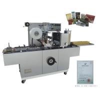 China Easy Operation Cellophane Wrapping Machine BOPP Film With Golden Tear Tape on sale