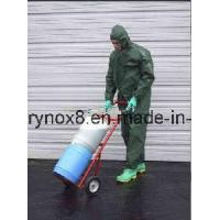 Cheap Chemical Liquid Splash Protection Coverall (Ba022 041) for sale