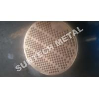 Cheap Copper Clad Plate Naval Brass Tubesheet for sale