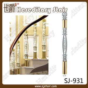 Cheap Modern Crystal Balustrade for Handrail (SJ-931) for sale