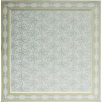 China Residential Metal Artistic Ceiling Tiles , Ceiling Decorative Panel for Home on sale