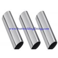 Buy cheap Round Alloy Stainless Steel Welded Pipe TP304N S30451 TP304LN S30453 from wholesalers