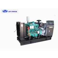 Reliable 3 Phase Industrial Diesel Generators , 50 kW Continuous Power Generator