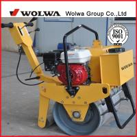 Cheap GNYL-D600 Road Roller:Walk behind Single Drum Road Roller with gasoline engine for sale