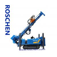 Cheap Crawler Hydraulic Open Air Blast Hole Drilling Rig Machine for Down The Hole Drilling for sale