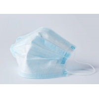 Cheap Disposable 3 Ply Anti Dust Hypoallergenic Dental Masks for sale